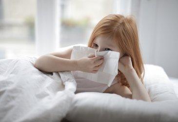 Аллергия у ребенка: симптомы и причины