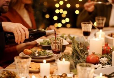 Как правильно питаться в новогодние праздники?