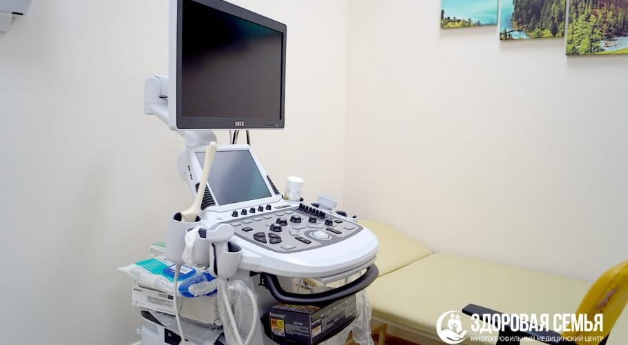 Оборудование в кабинете эндокринолога