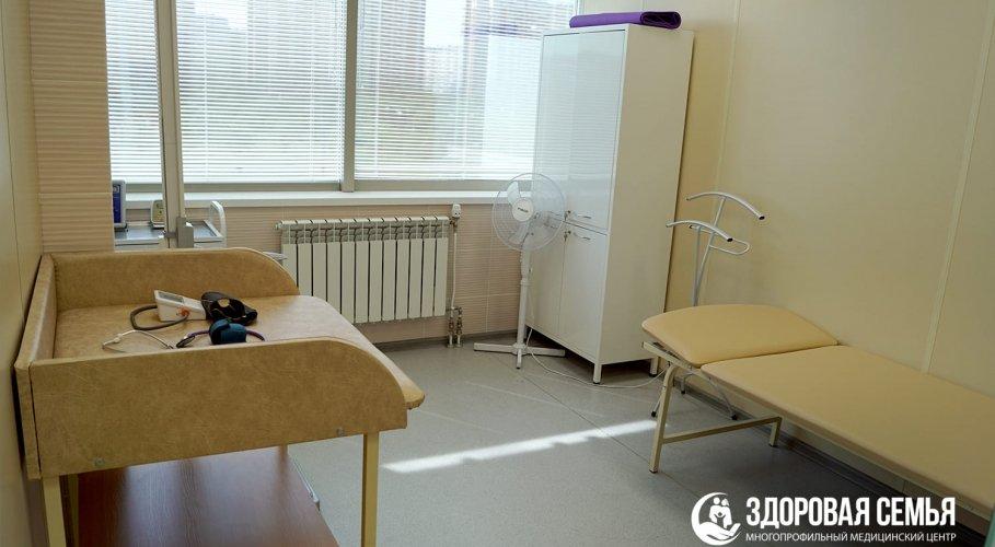 Кабинет детского уролога, хирурга-ортопеда, врача спортивной медицины