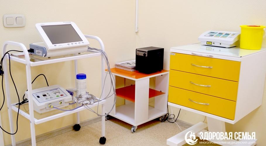 Инфузионный кабинет