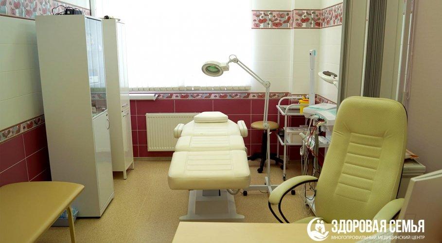 Кабинет дерматолога, косметолога