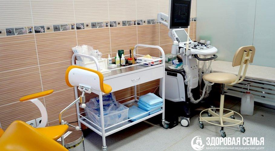 Кабинет №6 гинеколога