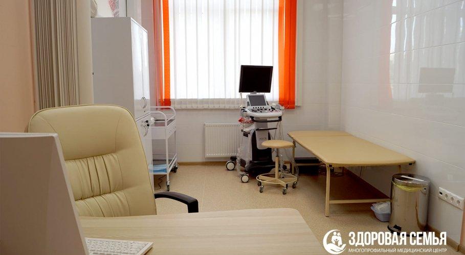 Кабинет хирурга и ультразвуковой диагностики