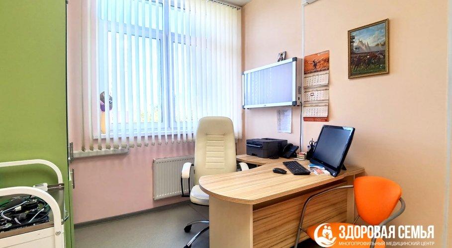 Кабинет кардиолога, ревматолога, терапевта