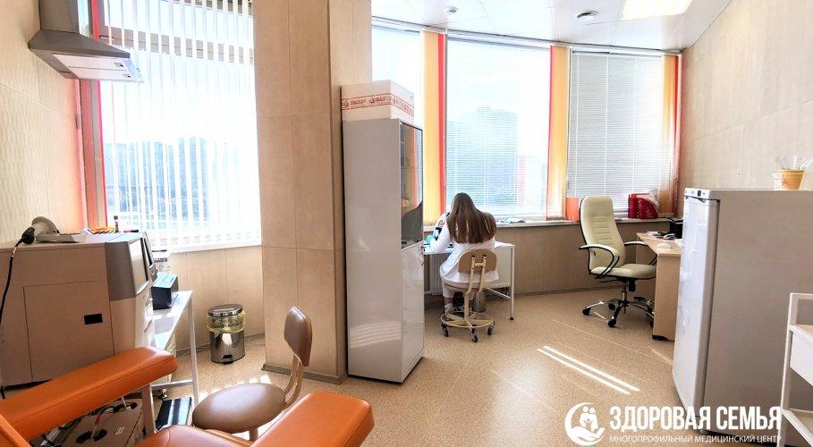 Лабораторный кабинет