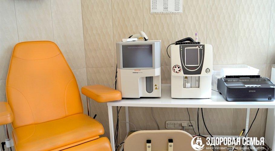 Оборудование лабораторного кабинета