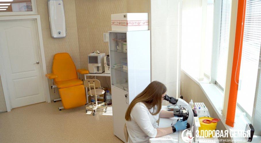 Работа в лабораторном кабинете