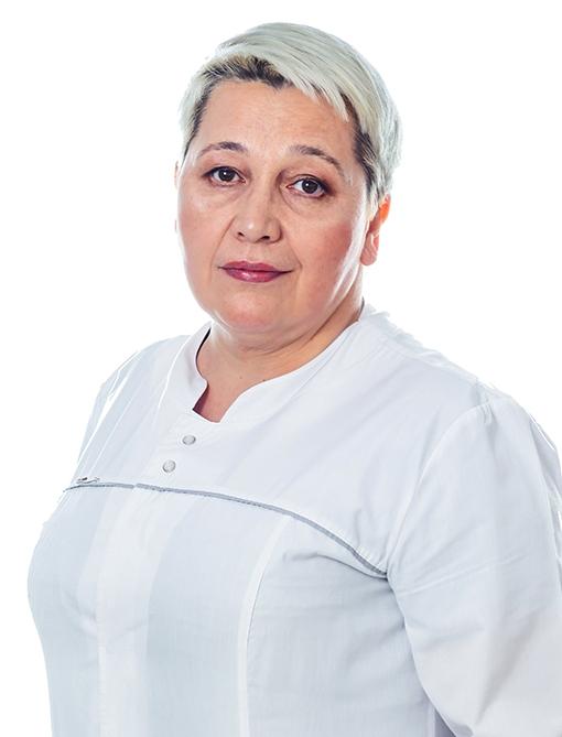 Ахметова Светлана Рафиковна