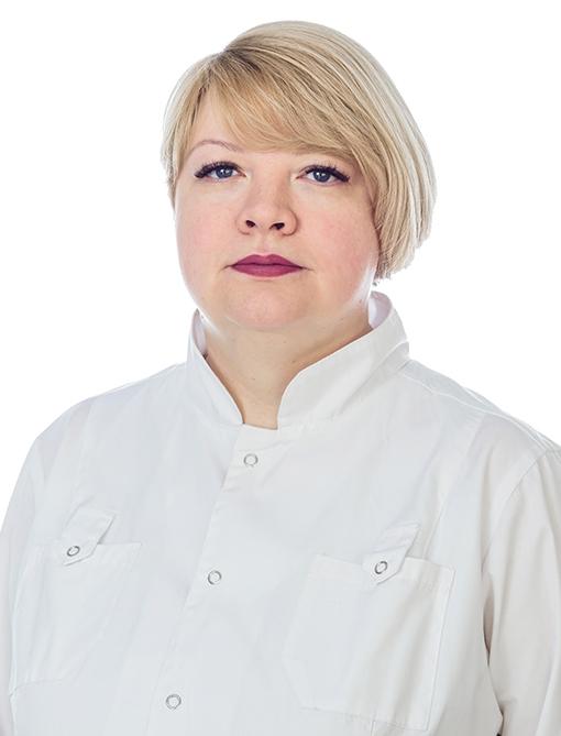 Заруба Наталья Сергеевна