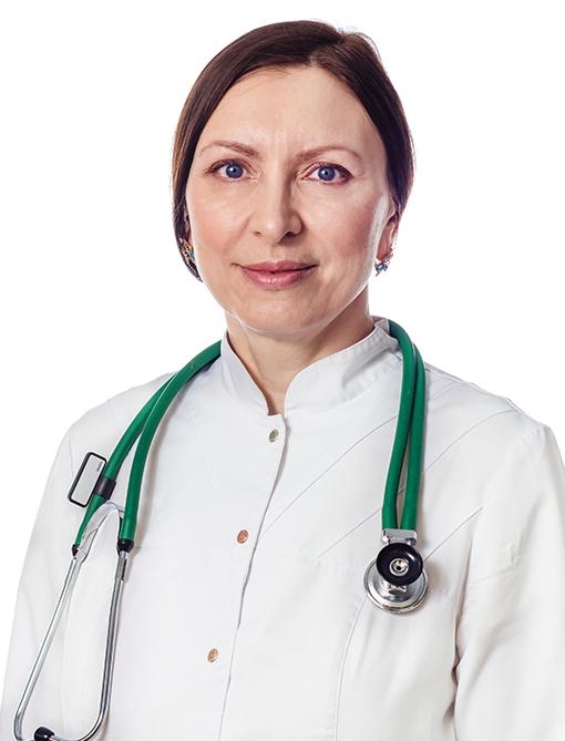 Мартемьянова Елена Григорьевна