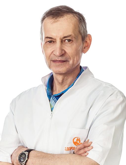 Парамонов Сергей Юрьевич