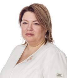 Солодовник Ольга Евгеньевна