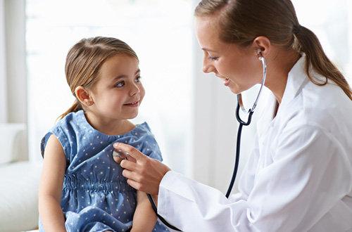 Медицинские услуги для детей
