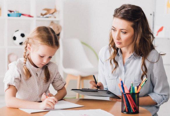 Как проходит прием детского психотерапевта?